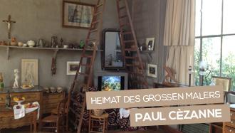 Aix en Provence - Heimat des grossen Malers Paul Cezanne
