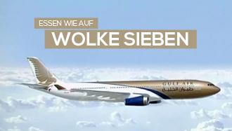Gulf Air - Reisen erster Klasse