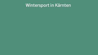Wintersport in Kärnten