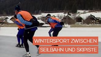 Kärnten - Wintersport zwischen Seilbahn und Skipiste