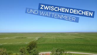 Niederlande - Zwischen Deichen und Wattenmeer