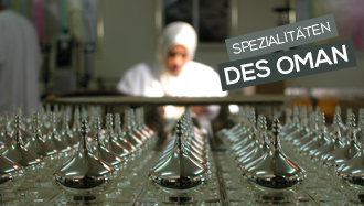 Spezialtäten des Omans