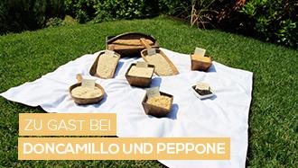 Po-Ebene - Zu Gast bei Doncamillo und Pepone