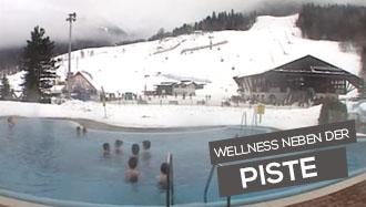 Kärnten - Wellness neben der Piste